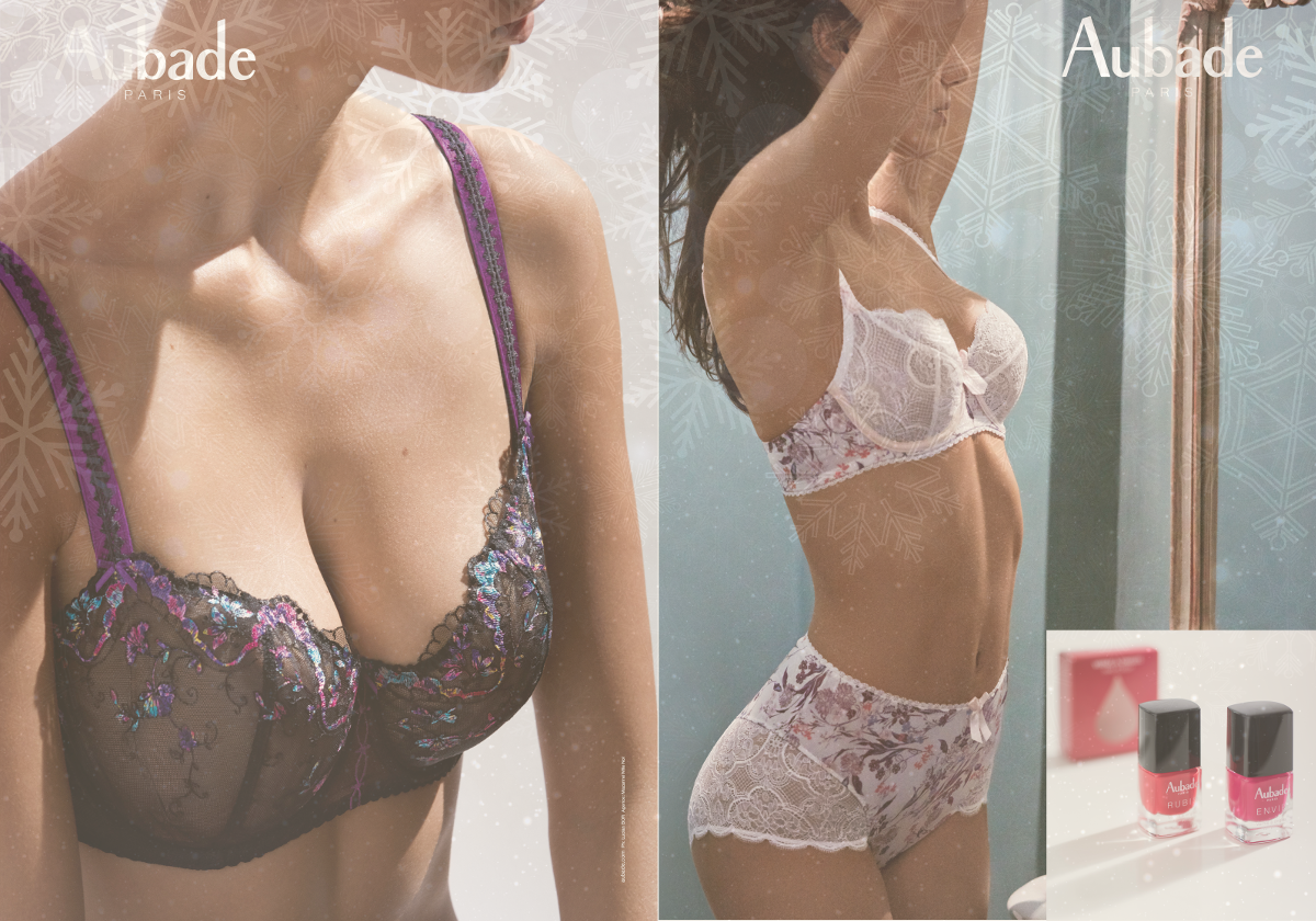 Aubade at Elouise Lingerie