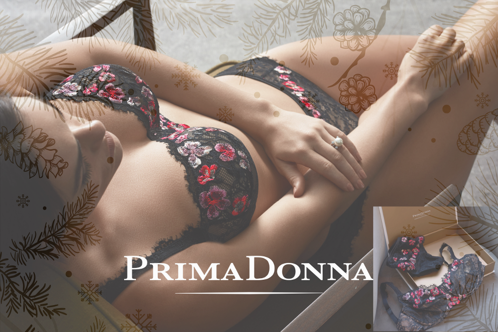 Prima Donna at Elouise Lingerie