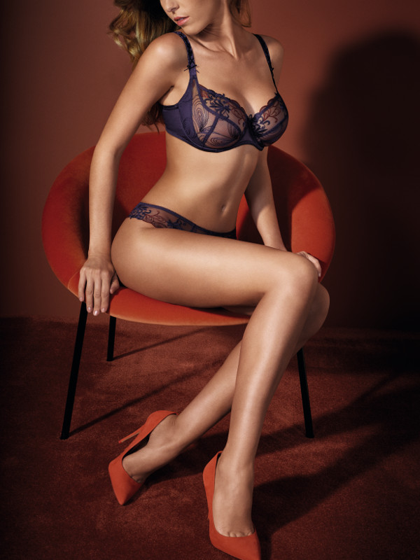 Tosca at Elouise Lingerie